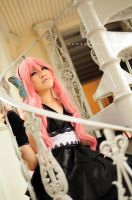 Megurine Luka - Magnet by cure-pain