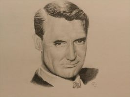 Cary Grant by PatrickRyant
