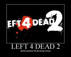 Left 4 Dead 2 poster by Cielos-girl