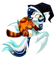 Happy Halloween From Galaxy by Centchi