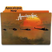 Apocalypse Now Redux Folder by kingclothier