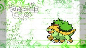 Grotle Wallpaper 16:9 by applejackles