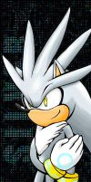 Silver The Hedgehog by ihearrrtme