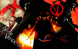 V for Vendetta by rehsup