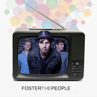 Foster The People TV by Kirakatasha