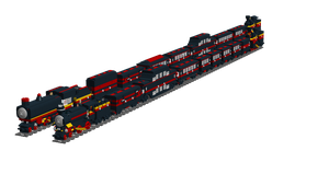 Lego Trains: Express Trains 2 by Shadow20X6