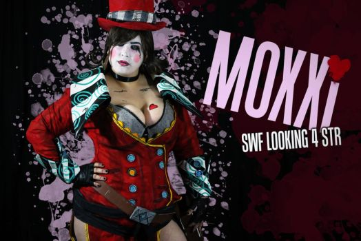 Moxxi: SWF Looking 4 STR by II2DII