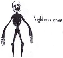 Nightmarionne by YouCanDrawIt