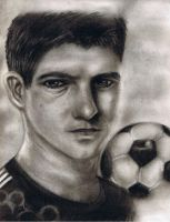 Steven Gerrard:Unfiinished by xJou-chanx