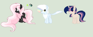 Random Ship adopts (CLOSED by RoseLoverOfPastels