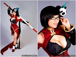 New cosplay: Litchi - BlazBlue by yayacosplay