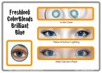 Freshlook ColorBlends Brilliant Blue lenses by Stealthos-Aurion