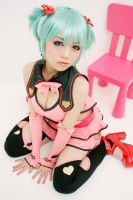 Heart Hunter MIku 01 by ekiholic
