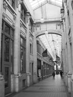 Nickels Arcade by rpolingphotography