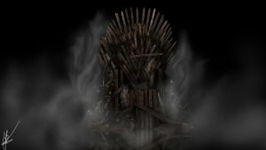 The iron Throne by Nieuwus