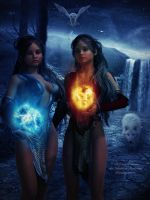 Gemini Twins by Shadowed-Awakening