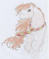 Hermione - My Little Pony by Wiccan-Witch