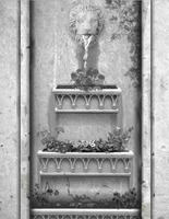 Trickle Down Fountain by Garveate