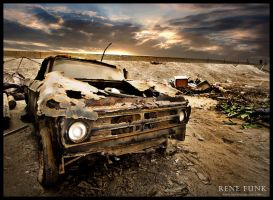 Old truck by renefunk