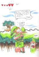 The misadventures of Link - 8 by Anorya