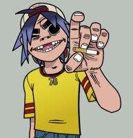 2D by Fingathing