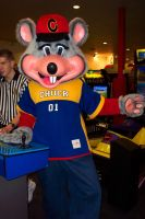 Chuck E Cheese playin' around by digitalsx