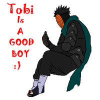 Tobi's first appearence by AdrianAkuma
