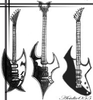 Guitar Concepts by acidic055