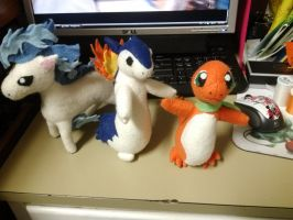 Fire Type Plush by Vulpes-Canis