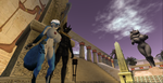 Nowan Mystiere _ Temple of Ithis _ 3 by IndigoMystiere