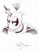 Deadpool 71 by ReillyBrown