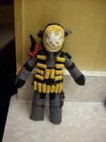 Emile Plushie by Shogun95
