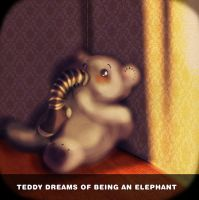 Teddy dreams by OhAnneli