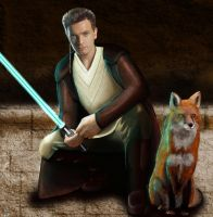 Obi-Wan for Allendra3 by Lancerey