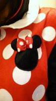 Me in a Minnie Mouse Kugurumi 6 by 8TeamFriends8