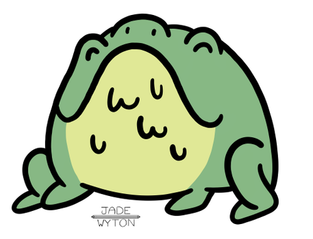 Frog by Sheepston