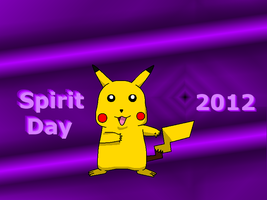 Pikachu's Spirit Day by PikachuFan60