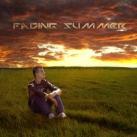 Fading Summer CD Cover - Front by Enlal