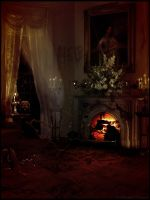 Deviance Manor Palor Room by Filmchild