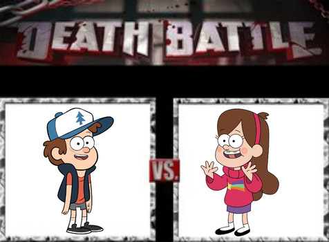 Dipper Vs Mabel by RegularBrony54