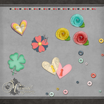 Lucky Charms Elements by DaydreamersDesigns