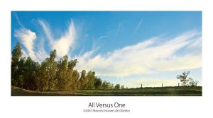 All Versus One by KDEWolf