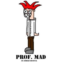 prof. MAD by reaperjrJLD
