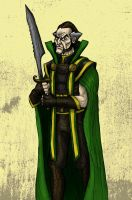 Ra's al Ghul - The Immortal Extremist by MattFriesen
