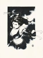 X-23 Commission for Big Wow Comicfest by Ace-Continuado