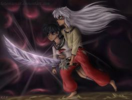 Inuyasha: Bond Between Them by HetemSenar