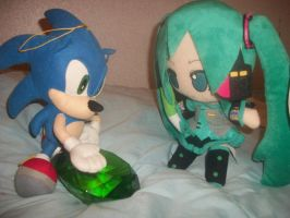 Chaos Emerald Found!! by BluexBlur