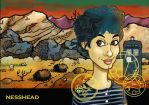 An Unearthly Child by Nesshead