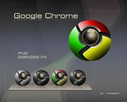 GoogleChrome by Tongsky