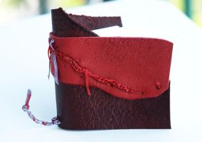 Almost Litte Red Book by BookArtiste